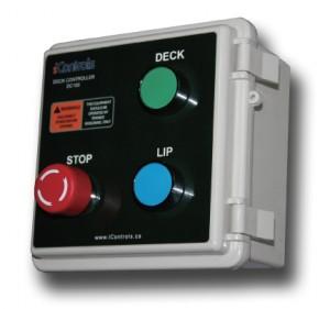DL100 - 1 Phase Dock Leveler Controls with Door Interlock