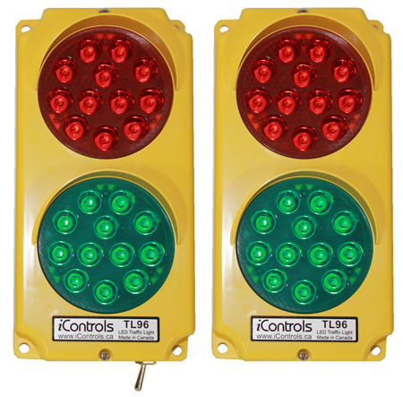 TL96COM Traffic Light Communication System - iControls