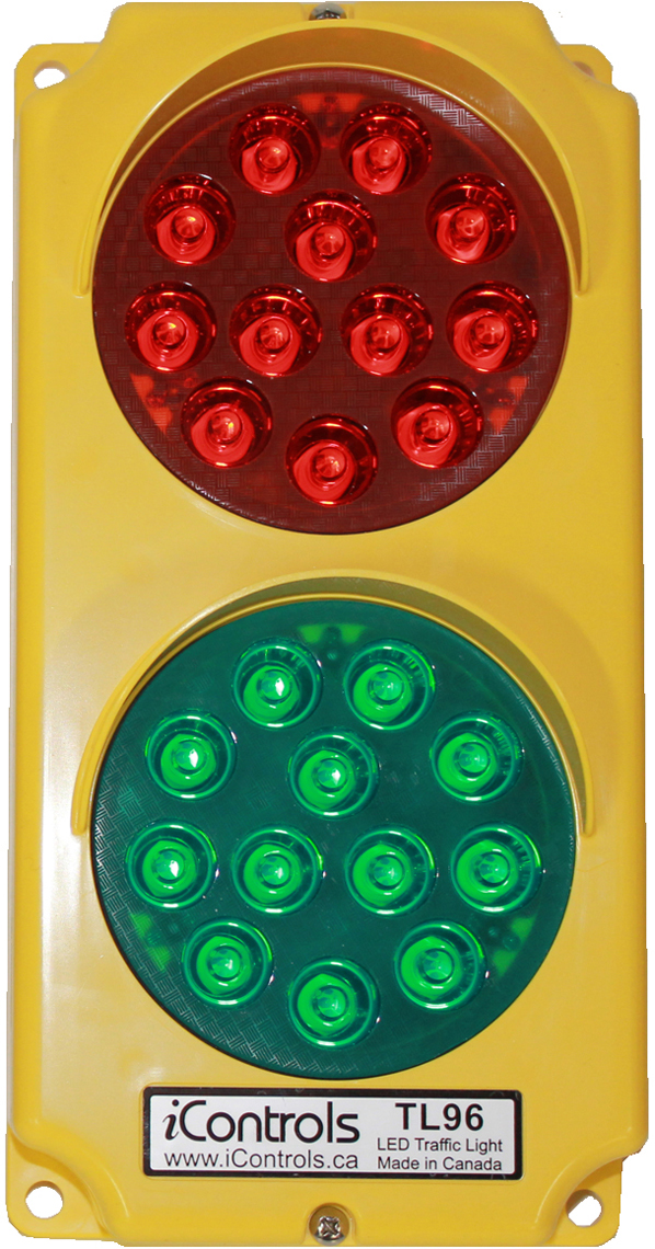 Stop And Go Traffic Lights Icontrols Inc