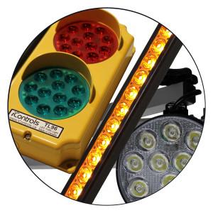LED Signalling & Lighting for Loading Docks